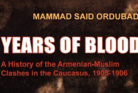 Years of Blood: A History of the Armenian-Muslim Clashes - Audiobook
