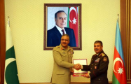 Azerbaijan, Pakistan discuss cooperation in security and military spheres