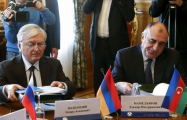 Azerbaijan's FM to meet OSCE MG co-chairs, Armenian FM in Poland