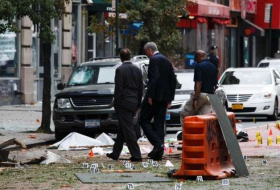 New York bombing suspect charged
