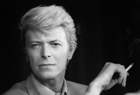 David Bowie 'hid under kitchen table' to avoid Roger Moore
