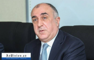 Foreign Minister Elmar Mammadyarov meets with his Finnish counterpart Timo Soini