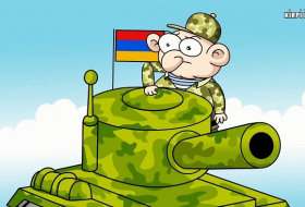 GAYastan army – Animation movie about Armenian soldiers