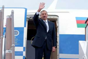 Azerbaijani President to pay his first official visit after election to Turkey