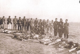 The events of 1918-1920, the genocide of March