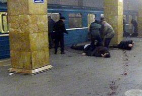Armenian Terrorists in Moscow Metro - VIDEO