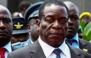 Emmerson Mnangagwa sworn in as Zimbabwe president after toppling of Robert Mugabe