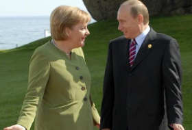 Germany`s Merkel to discuss Ukraine with Putin in Moscow