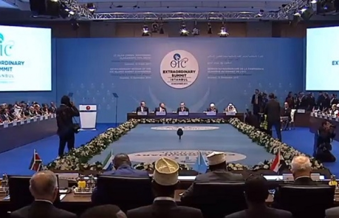 "Extraordinary OIC Summit on Jerusalem kicks off in Istanbul - <span style=""color:#d00404;"">UPDATED</span>"