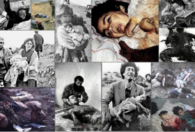 The victim children of Khojaly Genocide - VIDEO