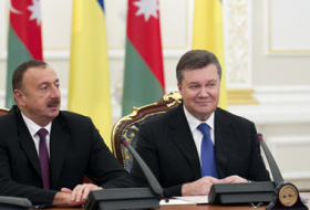 President: Ukrainian-Azerbaijani cooperation in energy sphere will strengthen regional positions of both states
