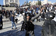 Jerusalem row: Clashes erupt over Trump move