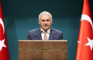 Binali Yildirim congratulates Novruz Mammadov on appointment as Azerbaijan's PM
