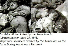 The brief history of Armenian barbarism and terrorism [1862-1922] - PHOTOS
