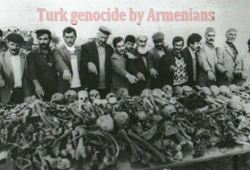 Genocide by Armenians against Azerbaijanis and Turks in PICTURES