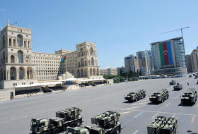 Azerbaijan second in Europe for volume of weapons import