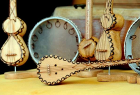 The musical instruments of Azerbaijan - PHOTOS