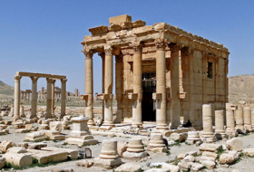 Palmyra`s Baalshamin temple `blown up by IS`