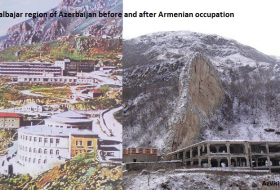 Latest shooting from Armenian-occupied Kalbajar - VIDEO