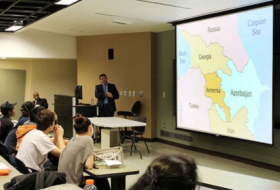 California State University hosts lecture on Azerbaijan