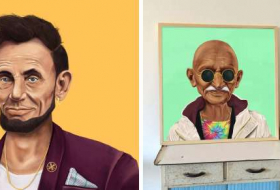 World Leaders As Modern Day Hipsters - PHOTOS