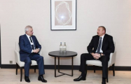 President Aliyev meets with LUKOIL president