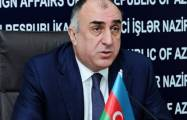 FM Mammadyarov: Occupation of Azerbaijani lands will never produce political outcome desired by Armenia