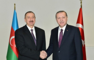 Turkish president invites Ilham Aliyev to attend OIC's Jerusalem summit