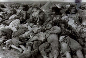 PHOTOS of massacre exerted by Armenians on the innocent Turks