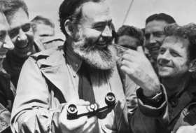 Ernest Hemingway 'was secret Soviet spy', claims new book - TOP SECRET