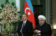 Azerbaijani president offers condolences to Iranian counterpart