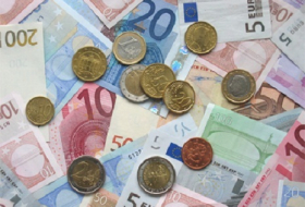 Euro rate slightly increases in Azerbaijan