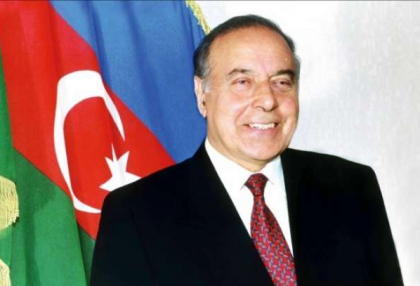 Fourteen years pass since Heydar Aliyev's death