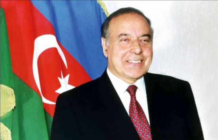 "<span style=""color:#d00404;"">Fourteen years pass since Heydar Aliyev&#39;s death