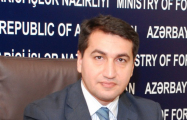 MFA spokesman condemns media organizations conducting anti-Azerbaijani campaign