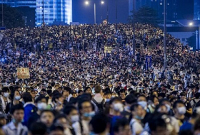 Hong Kong: Fresh clashes between police and demonstrators -V?DEO