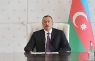 Azerbaijani president vows to avenge child victims of Armenian armed provocations