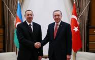 Azerbaijani, Turkish presidents hold phone talks