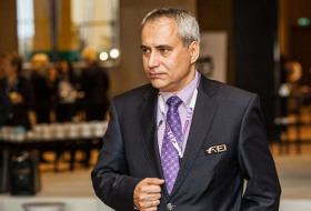 New president of International Equestrian Federation elected in Baku
