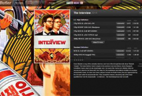 `The Interview` illegally downloaded 750,000 times on Christmas