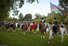 Karabakh horses thrill at Royal Windsor