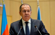 'Menu' on Karabakh conflict settlement on negotiating table - Lavrov