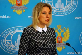 Statements on Karabakh conflict must help in acting faster with settlement - Zakharova