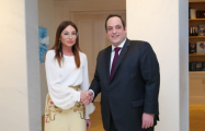 Mehriban Aliyeva: Azerbaijan can also make achievements in Expo 2025