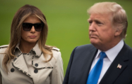Has Melania Trump hired body double to avoid the president?