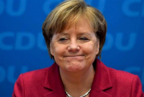 Germany's Merkel calls for swift formation of coalition government