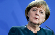 The slipping crown of Angela Merkel