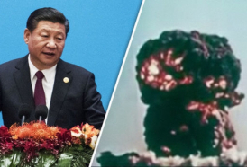 The SECRET World War 3 risk? China's TOP SECRET nuclear threat REVEALED