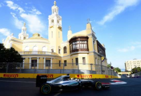 Off-Track Activities – Azerbaijan Grand Prix in Baku