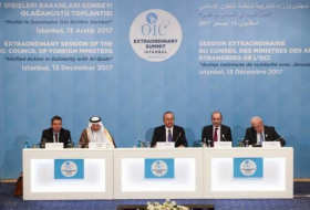 OIC FMs convene in Istanbul to discuss Jerusalem issue